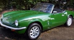 Triumph spitfire color codes car owned by dick esling sciox Choice Image