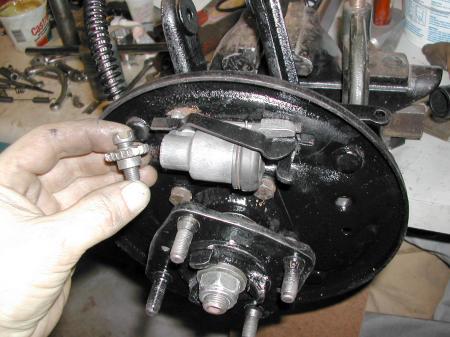 1973 Gt6 Mkiii Big Red Self Adjusting Brakes