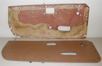 doorpanel3.jpg (9767 bytes) & 1973 GT6 MKIII Big Red - Make your own door panels